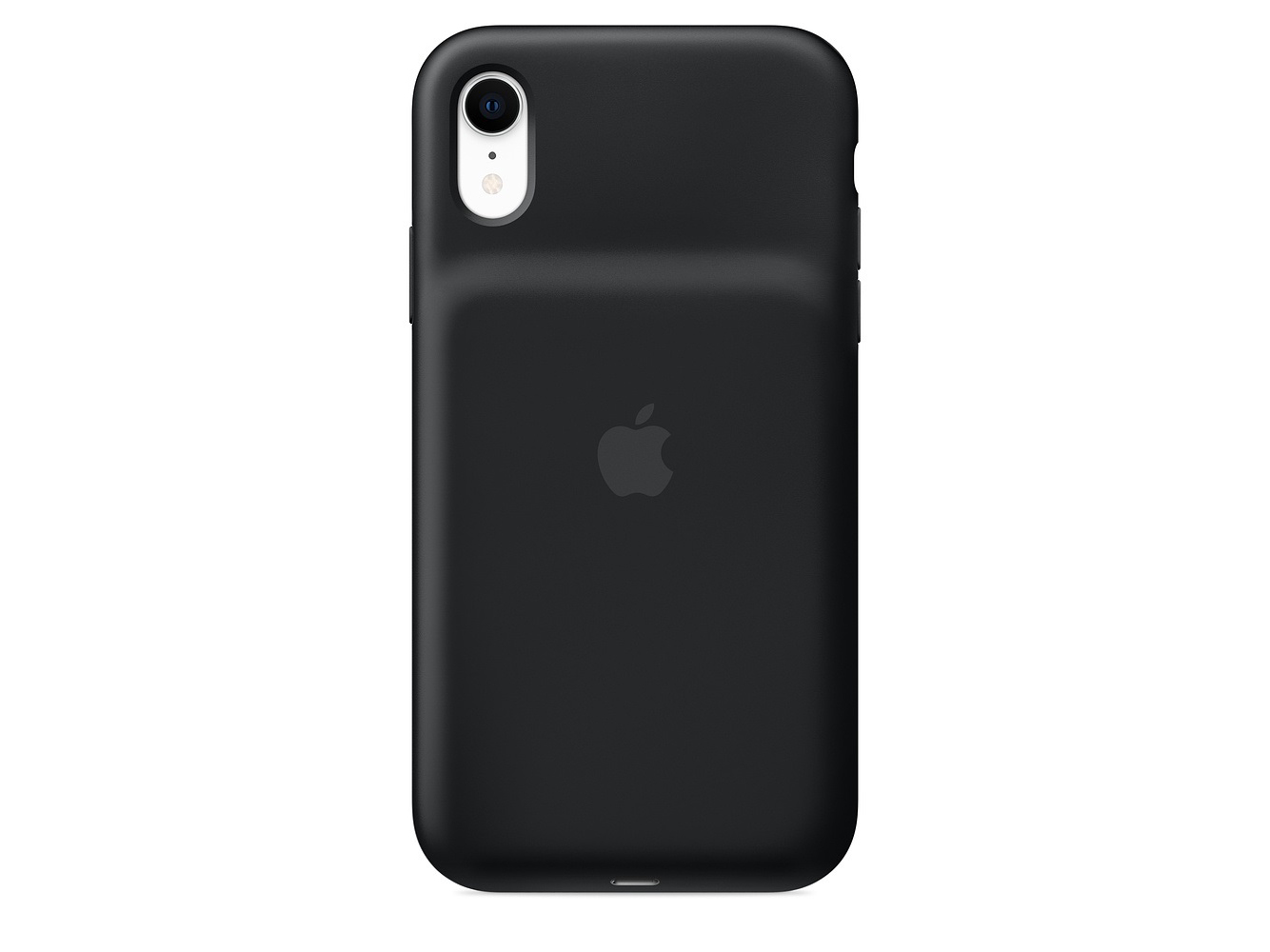 Аккумулятор-чехол Apple iPhone XR Battery Case black MU7M2ZM/A
