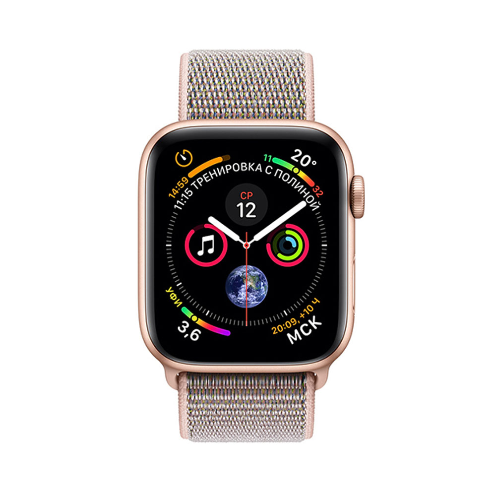 Apple Watch Series 4 GPS, 44 mm (MU6G2RU/A)