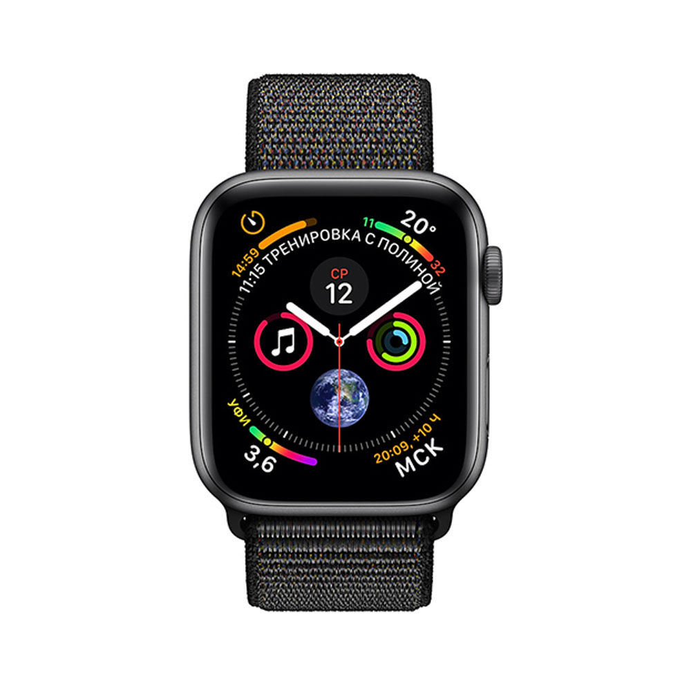 Apple Watch Series 4 GPS, 44 mm (MU6E2RU/A)
