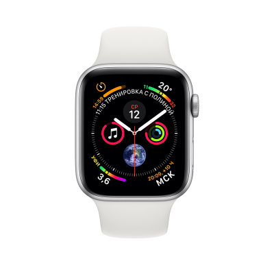 Часы Apple Watch Series 4 GPS, 40 mm (MU642RU/A)