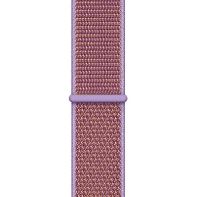 Ремешок Apple Watch 44mm Lilac Sport Loop (MV6K2ZM/A)