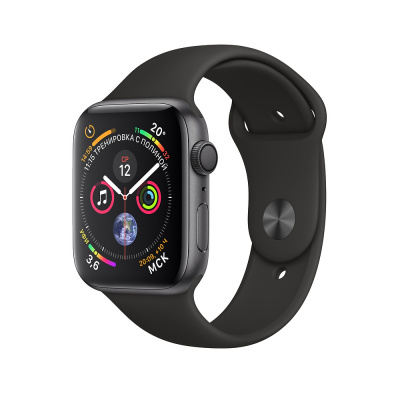 Часы Apple Watch Series 4 GPS, 40 mm (MU662RU/A)